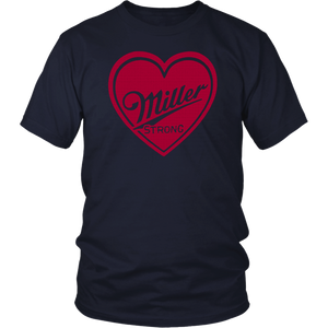 How to purchase miller strong t-shirt