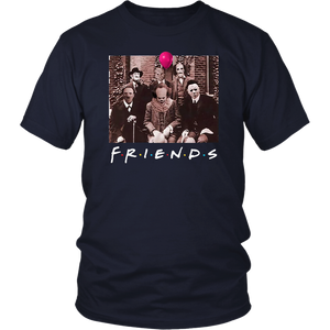 Yeyvibe - Friends T Shirt