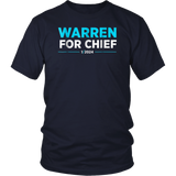Elizabeth Warren for Chief 1 / 2024 Indian Funny Shirt