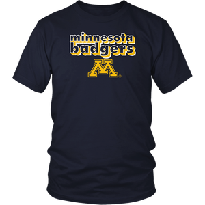 Twitter Minnesota Badgers shirt