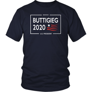 PETE BUTTIGIEG 2020 FOR PRESIDENT CAMPAIGN T-SHIRT
