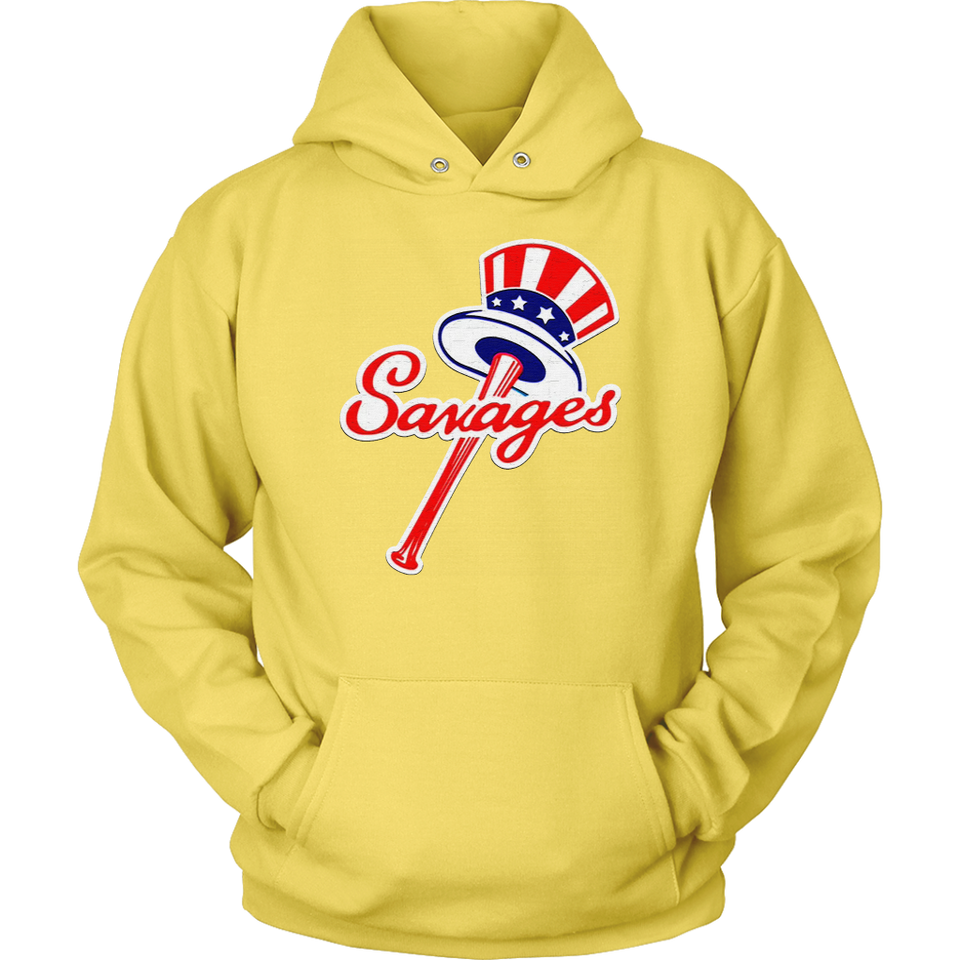 Savages Hoodie New York Yankees Top Hat Emblem - Tommy Kahnle