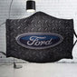Ford Face Mask – Ford Logo Car cloth face mask