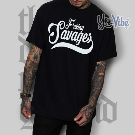 Fucking Savages Shirt Aaron Boone T Shirt - New York Yankees