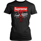 Deadpool Dual Cash Cannon Supreme Shirts