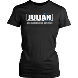 Julian Castro 2020 One Nation One Destiny T Shirt