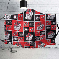 Georgia Bulldogs Face Mask – Adults Mask