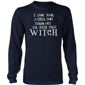 Just Took A DNA Test Turns Out I'm 100% That Witch Hocus Pocus T-Shirt