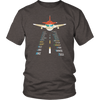 Love Flying Gift for Pilots Lingo Phonetic Airline Pilot Shirt Unisex T-Shirt