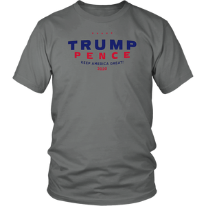 Official Trump Pence 2020 Shirt Pence keep america great 2020