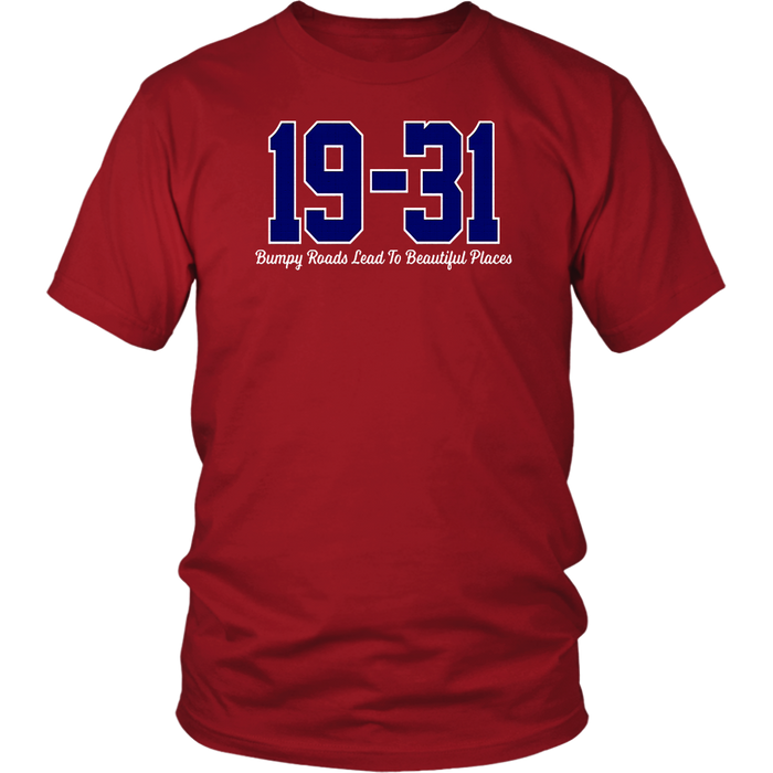 Dave Martinez Shirt - 19-31 Washington Shirt