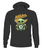 Baby Yoda Oakland Athletics Hug Baseball T-Shirt - Unisex Hoodies