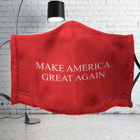 Trump Make America Great Face Mask