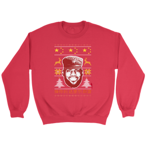 Lebron James China King UGLY Chrismas Shirt