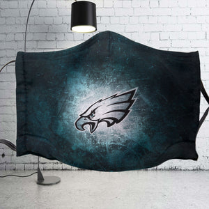 Philadelphia Eagles Face Mask Filter