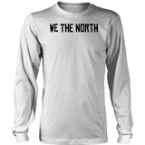 WE THE NORTH - CANADA T-SHIRT - RAPTORS TRIBUTE