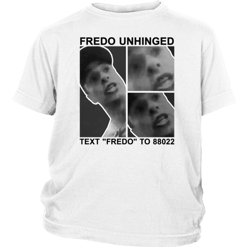 Donald Trump Fredo Corleone Unhinged Chris Cuomo T-Shirt