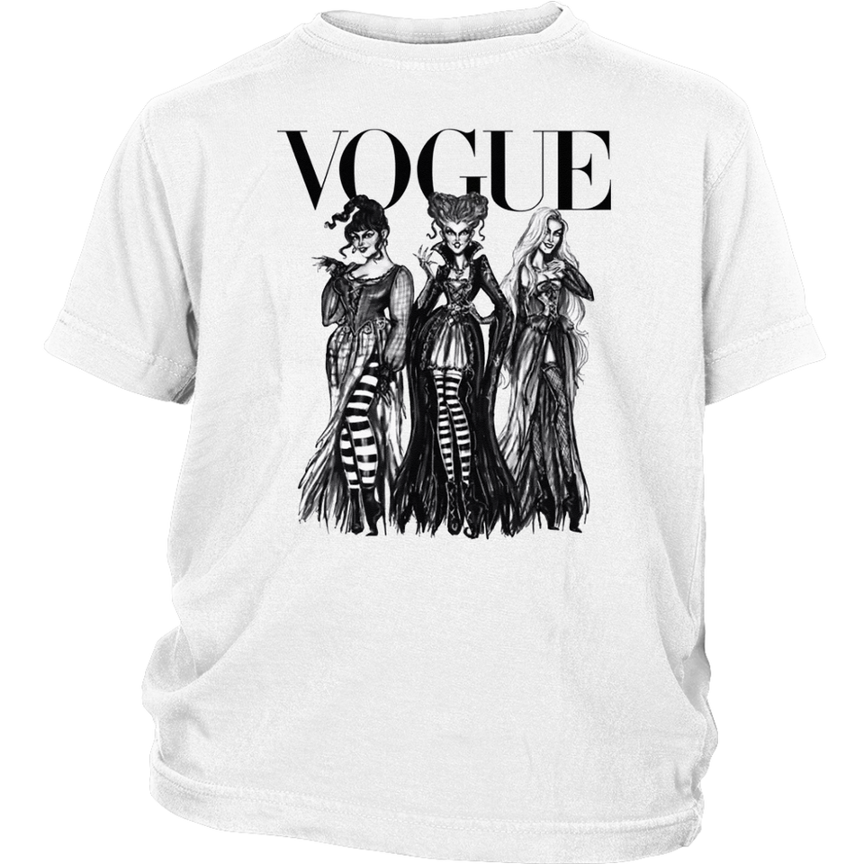 Vogue Disney Villains T-Shirt