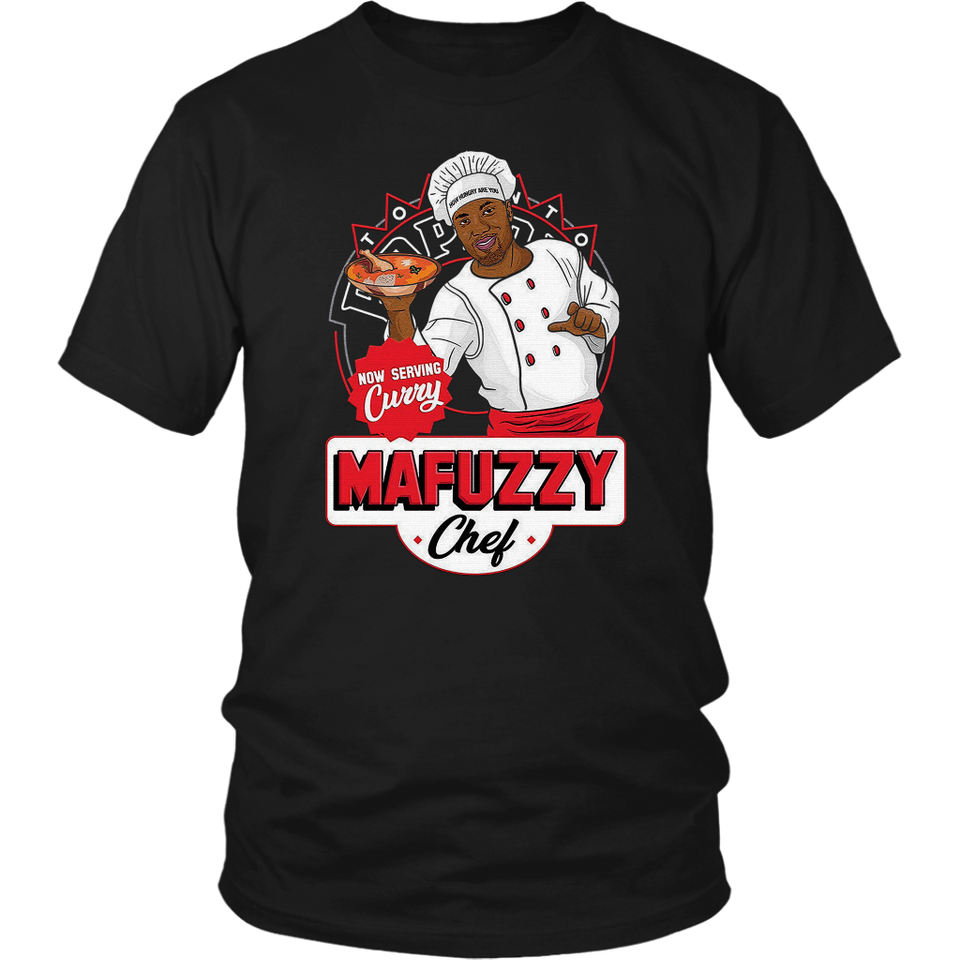 Mafuzzy Chef Kawhi Shirt Funny Toronto Raptors Shirt Funny Steph Curry Shirt Kawhi Leonard T Shirt Raptors Finals Champ T Shirt