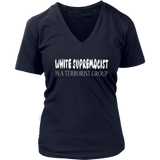 WHITE SUPREMECIST IS A TERRORIST GROUP SHIRT
