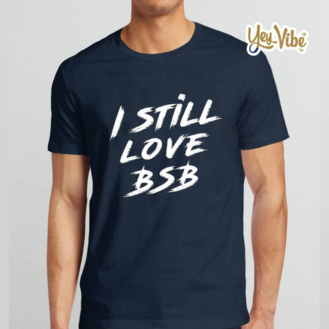 We All Love Backstreet Back Great Boys Fans Tee Shirt