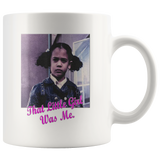 That Little Girl Was Me Mug Kamala Harris 2020 Mugs White