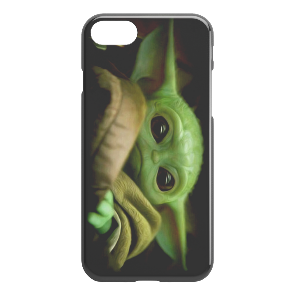 The Child The Mandalorian Baby Yoda iPhone Case