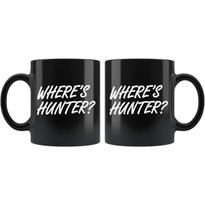Where's Huntermug coffee cups