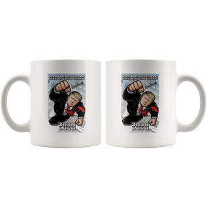 Donald J. Trump Limited Edition Fine Art White 11oz Mug