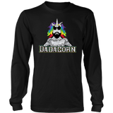 DADACORN - FUNNY UNICORN FATHER'S DAY T-SHIRT