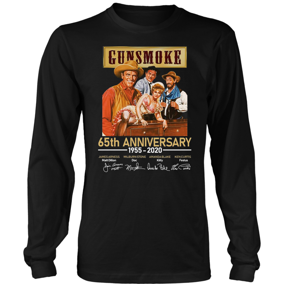Gunsmoke 65th Anniversary T-Shirt