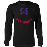 Air Jordan 4 Raptors nrg shirt (get money) made to match Jordan 4 Raptors