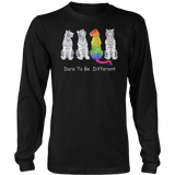 Autism Awareness Tiger Dare To Be Different T-Shirt