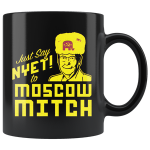 Kentucky Democrats Just Say Nyet to Moscow Mitch  Mug