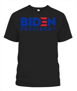 Joe Biden for President 2020 Logo T-Shirt