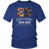 25 Years The Lion King 1994 - 2019 Thank You For The Memories T-Shirt