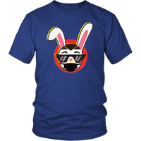 Bad Trap Bunny Face Mask x100 Easter Dembow Reggaeton T-Shirt