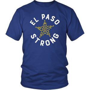 El Paso Strong Star T-Shirt