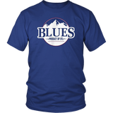 Mountain Blues Tshirt Homegrown St Louis T Shirt