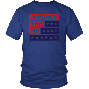 Impeach The Mf Unisex Shirt Full Color