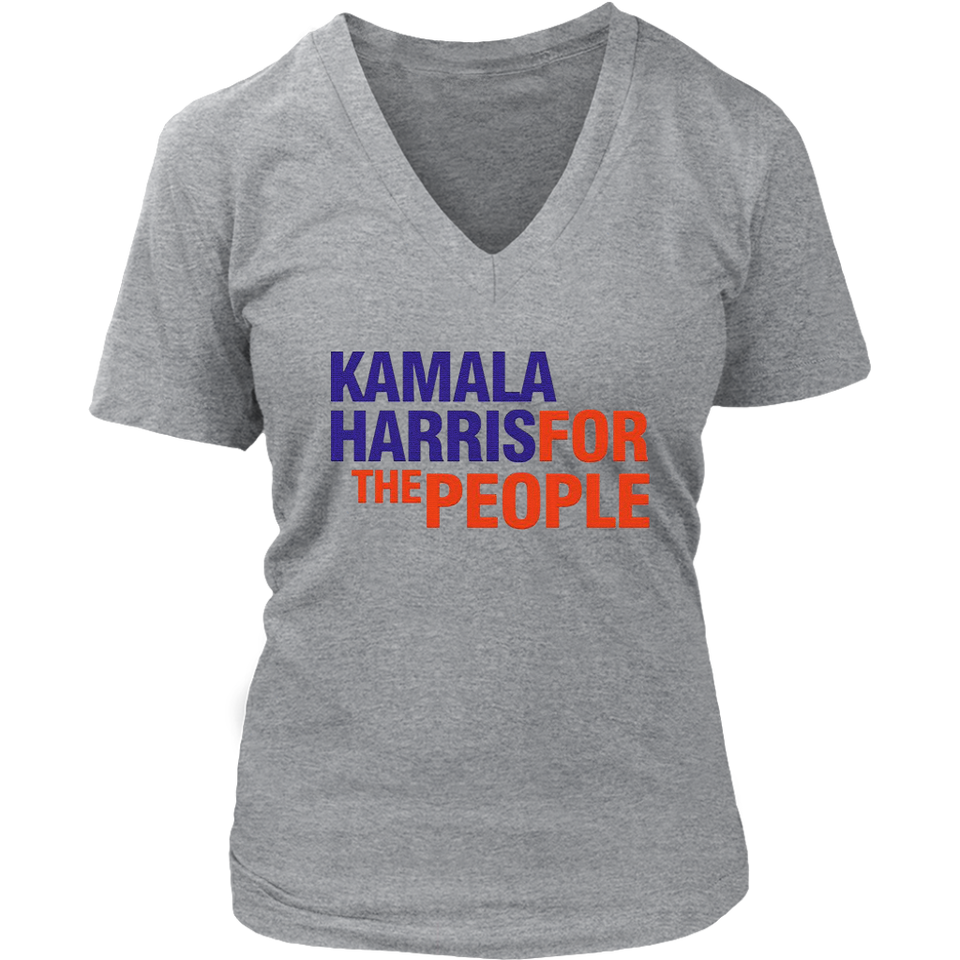 Kamala Harris Is For The People T Shirt