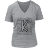 Kindergarten typography back to school T-shirt