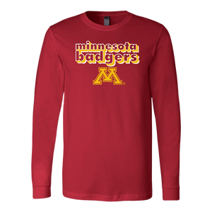 Minnesota Badgers Long Sleeve Shirt