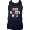 Funny Ditch Moscow Mitch Russia Sickle T-Shirt