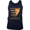 Remember Who You Are The Lion King T-Shirt