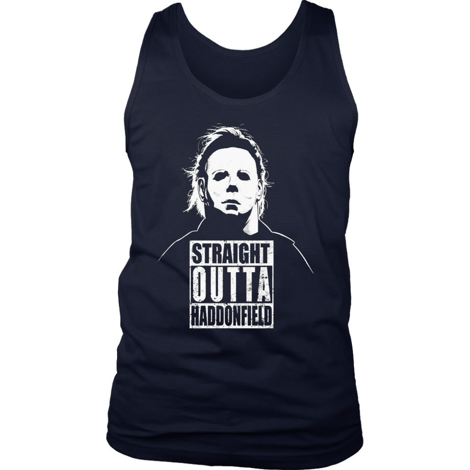 Michael Myers Straight Outta Haddonfield T-Shirt