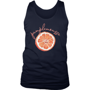 PAMPLEMOUSSE GRAPEFRUIT FUN FRANCE FRENCH GIFT T-SHIRT