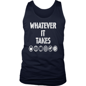 AVENGERS - ENDGAME WHATEVER IT TAKES T-SHIRT