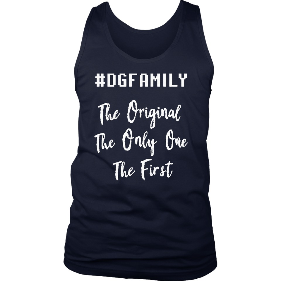 #DGFamily The Original The Only One The Fi Dwyane Waderst T-Shirt