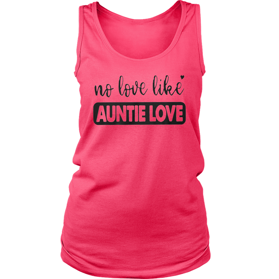 No Love Like Auntie Love T-Shirt